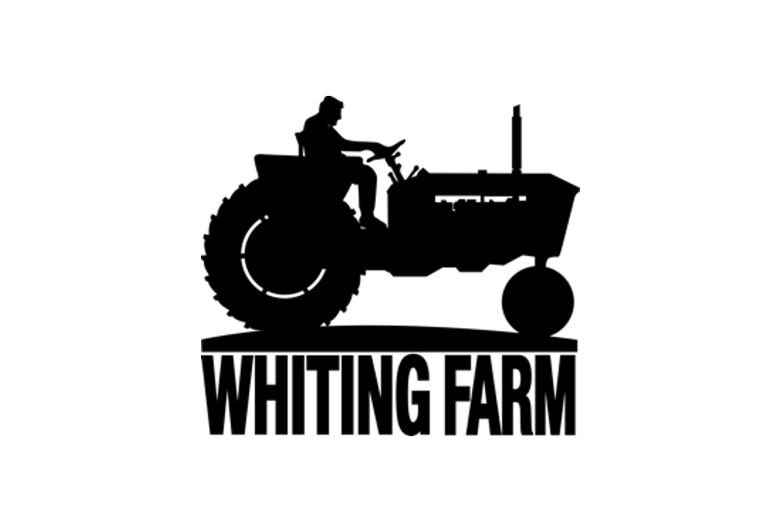 Whiting Farm Tractor Logo